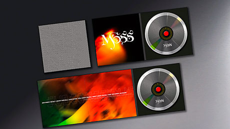 Moss CD Packaging Feature