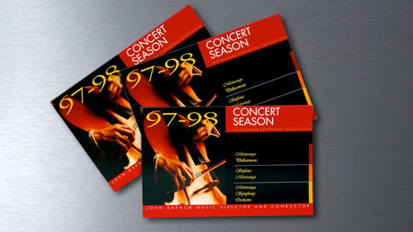 Mississauga Symphony:Marketing Package Feature